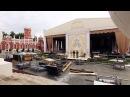 Andrey Fomin Production монтаж площадки Свадьба в Петровском путевом дворце