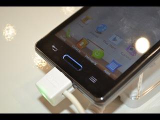 Демо LG Optimus L5 II на MWC 2013 (hands-on)