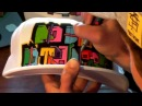 GRAFFITI CAPS #6 how to draw hip hop new era style fashion art tv wars show hats tutorial letters