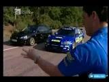 Разница между обычной Subaru Impreza WRC и раллийной WRX STI