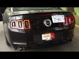 2013 Ford Mustang GT Review, Walk Around, Start Up & Rev, Test Drive