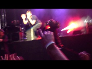 Blur, Way Out West festival (Peoples and Schmidt) 2012 Song 2.MOV