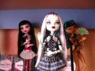 Marcia.lade - Куклы Barbie Basics, FR, Монстр Хай, Сумерки.