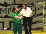 Darren & Chavo attack Hornswoggle