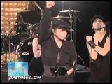 Janet Jackson Rhythm Nation live at Ellen Degeneres Show on may 2008