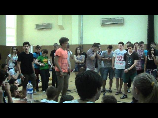 PROFESSOR vs STEP BY STEP [TFC] vs TONIK   PROFFI 1 ROUND  ♠  VERTIFIGHT UKRAINE X  ♠ 