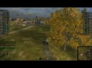 World of Tanks. Siegfried's line. Voin