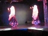 Payal Dance. Катхак+ Бразильские Напевы (Barbatuques - Baiana)