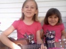 Favorite Song by Toby Mac feat. Jamie Grace cover by Ukulele Mandi and Olivia