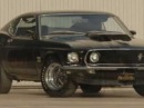 Lot S101 1969 Ford Mustang Boss 429 429375 HP, 4-Speed