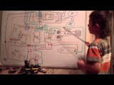 Схема робота на базе Arduino