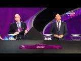 Жеребьёвка финальной стадии ЕВРО-2012/Final draw EURO-2012 | 02/12/2011.