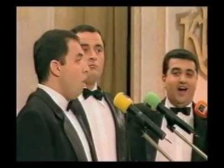 КВН 2001 Юбилей 40 лет - Сборная ХХ-го Века - Три Тенора