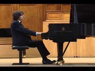 Miroslav Kultyshev - Prokofiev Piano Sonata No.7