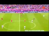 Germany vs Portugal 1-0 All Goals & Highlights Euro 2012