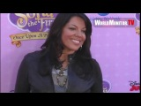 Sara Ramirez arrives at Sofia The First- Once Upon A Princess film premiere
