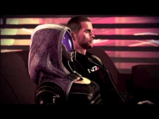 Mass Effect 3: Citadel - Tali's Visit - Romance Dialogue