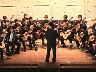 [2005c] Korobushka - ロシア民謡の主題による幻想曲 (Guitar Orchestra)