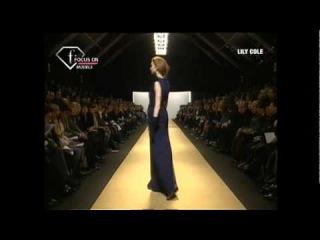 FashionTV - FTV.com - LILY COLE MODELS FW 0607