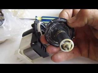 Стиральная машина ремонт помпы своими руками