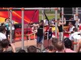 Фестиваль Restart 2013 Workout Battle - Владимир Тюханов vs Павел Малахов