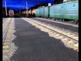 Электровоз Вл11 (Trainz 2010)