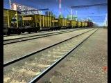 Белый Вл80р (Trainz 2010)