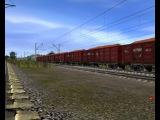 ВЛ80Т с гравием (Trainz 2010)