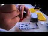 Как разобрать и собрать нокия 1202 (часть 2) vk.com/nokiapriora