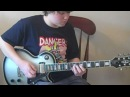 E Aeolian shred - Les Paul Silverburst - Guitar Playback