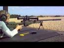 My boy shooting my Accuracy International AW 308 L96 L118