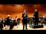 Вебер. Концерт для кларнета с оркестром. Часть 1.