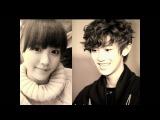 EXO-K Chanyeol and Hyelim HELLO VENUS
