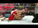 Rey Mysterio vs John Cena WWE Champion RAW 7/25/11