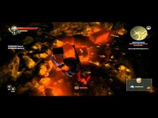 Прохождение Ведьмака 2: Убийцы Королей #13 ШАХТА???