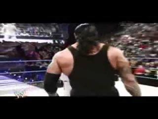 WWE Backlash 2007 Undertaker Vs Batista Promo