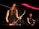 GRAVE Inhuman live Barge To Hell 2012 on Metal Injection
