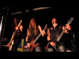GRAVE Amongst Marble and The Dead live Barge To Hell 2012 on Metal Injection