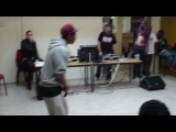 Paradox vs Malik | Prove It On The Dancefloor 2012 HipHop | Kevin Oelen