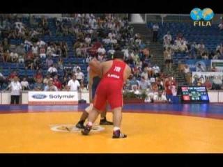 NIGAR Bayram (TUR) -- OGANESYAN David (RUS) 1/4 Finale