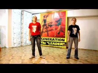 Лидер Dance-урок 5 к флэшмобу.wmv