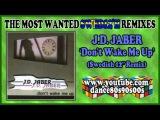 J.D. JABER - Don't Wake Me Up (Swedish 12'' Remix)