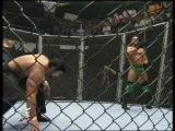 Ken Shamrock vs Steve Blackman