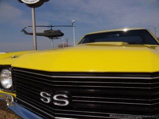 RADICAL 1972 Chevy El Camino SS