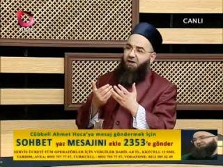 40. Hafta - Cübbeli Ahmet Hoca - (8 Temmuz 2011) Flash TV Sohbeti