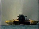 Grand Prix Hydroplane Racing Warlord GP3