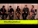 The Perks Of Being A Wallflower LIVE CHAT - Part 1