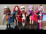All 5 Bratzillaz Dolls Review