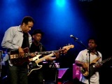 S.M.V. Stanley Clarke, Marcus Miller, Victor Wooten Jamming @ Nokia Times Square Theater 8-23-08