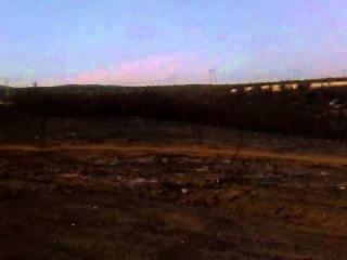 Газпром - восстановленный газопровод после терракта.mp4